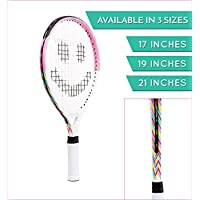Street Tennis Club Tennis Rackets for Kids by Proper Equipment Helps You Learn Faster and Play Better!