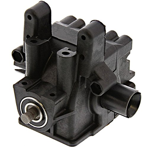 (Thunder Tiger 1/8 MT4-G3 DIFFERENTIAL & BULKHEAD CASE Ring Pinion Outdrives)
