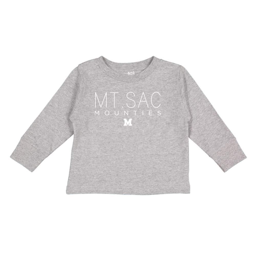 NCAA Mt San Antonio Univ CT2FX07 Toddler Long-Sleeve T-Shirt