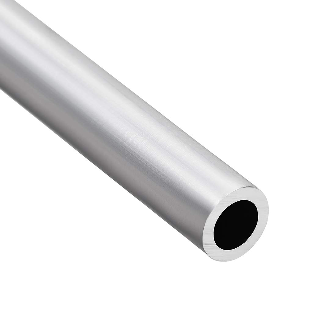 uxcell 2Pcs 6063 Seamless Aluminum Round Straight Tubing Tube 1 Feet Length 0.234 Inches ID 0.351 Inches OD
