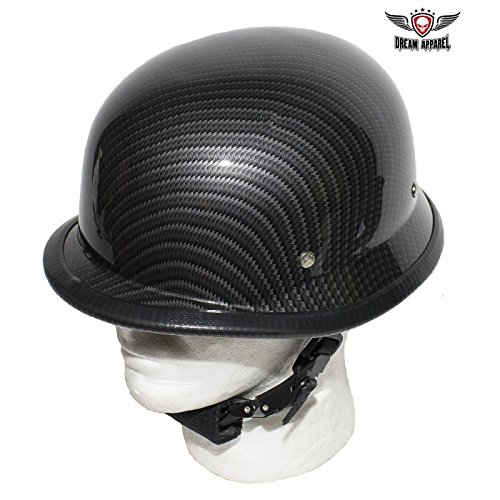 Carbon Fiber Bike Helmet - 8