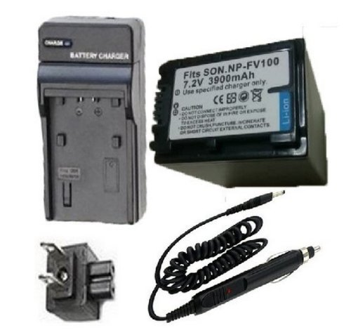 2-Pack for JVC Everio GZ-HM400 GZ-HM400US HD AVCHD Camcorder Li-ion Battery GZ-HM400U