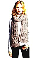 Vince Camuto Cardigan Cable Pocket Scarf