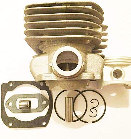Nikasil Cylinder Piston kit 48mm Fit HUSQVARNA 365 362 371 372 Special
