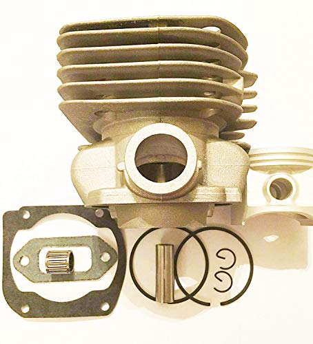 Lil Red Barn Husqvarna 372XP 365 Non X-TORQ Cylinder & Piston Kit with Gaskets and Bearing Replaces 575255702 Tooling Ships from The USA