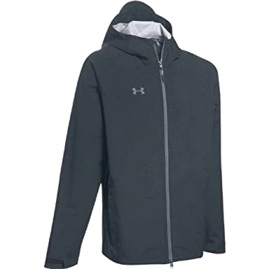 4fc46da80442 Under Armour Men s UA Storm Rain Jacket at Amazon Men s Clothing store