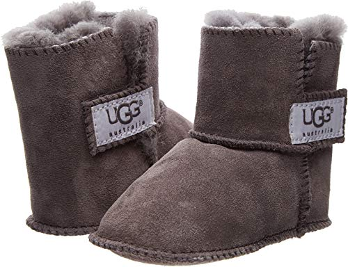 - UGG Kids Baby Girl's Erin (Infant/Toddler) Charcoal Medium M