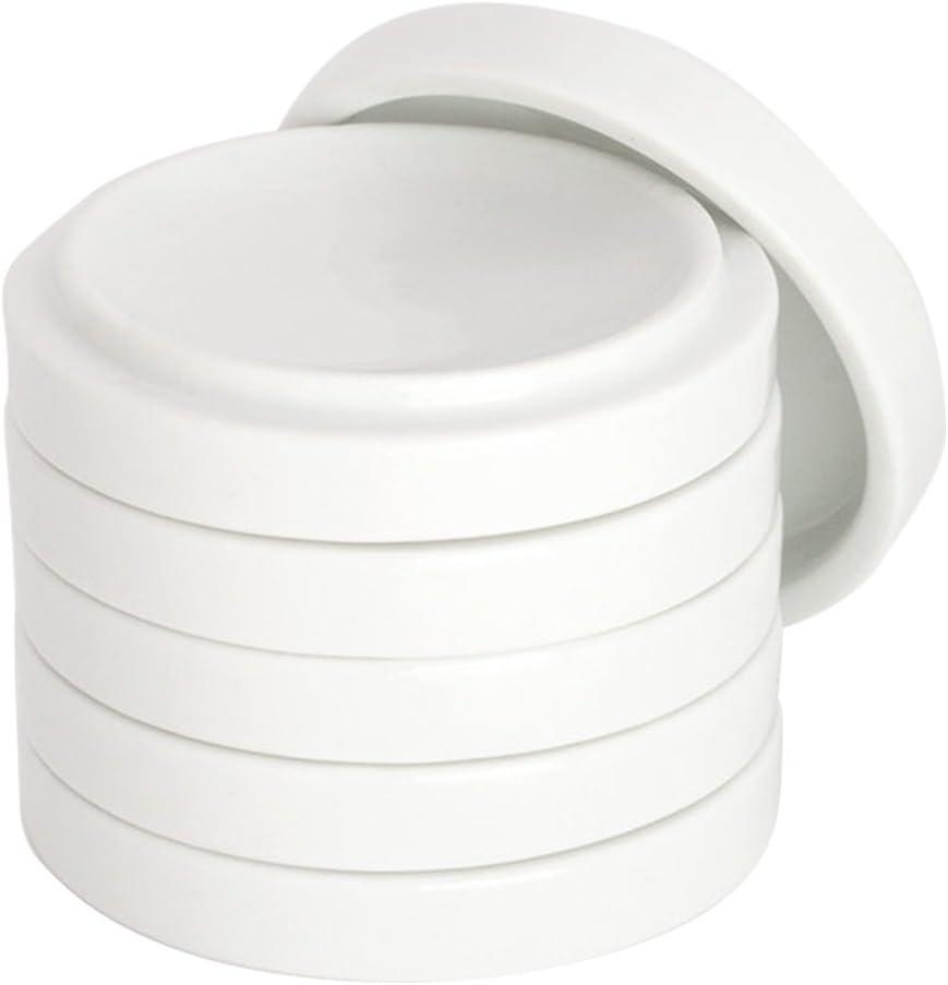 B000A896CU Jack Richeson Porcelain 6 Small Nesting Bowls 51hBk-7Y-WL