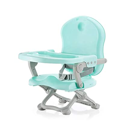Household Portable Simple Baby Dining Chair Baby High Chair DUWX Suitable For Children From 6 Months To 4 Years Old Baby high chair