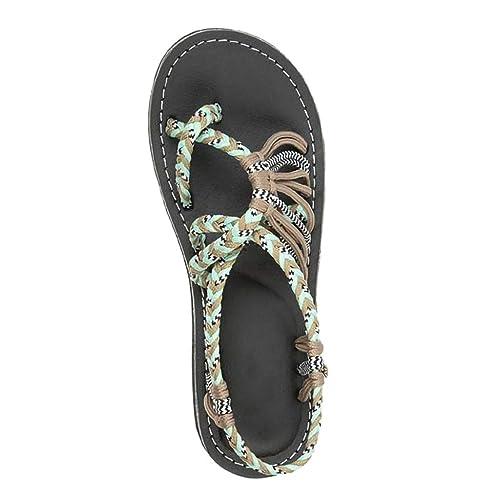 Sandalen Silber Absatz in Damen Sandalen & Badeschuhe