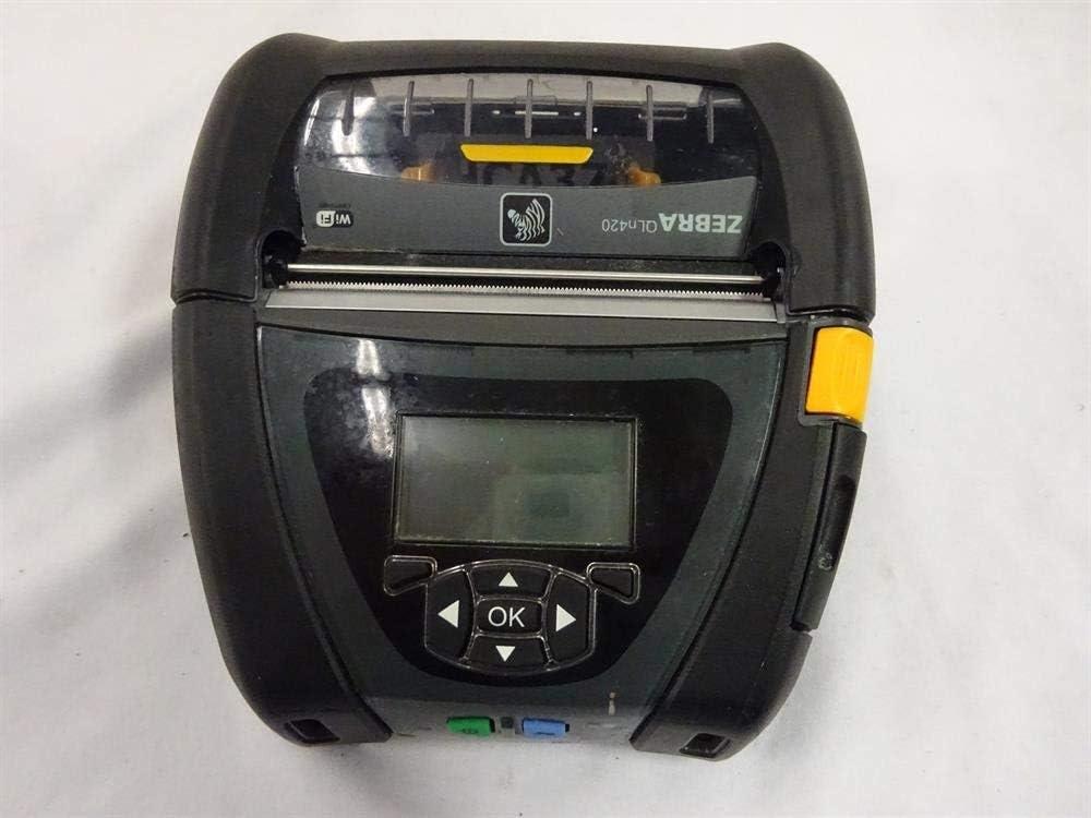 Zebra QLn420 Direct Thermal Printer - Monochrome - Portable - Label Print (Renewed)