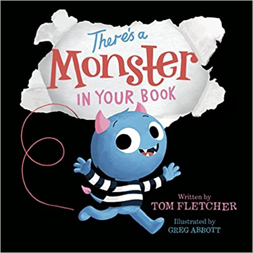 There's A Monster In Your Book por Tom Fletcher epub