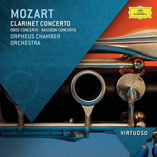 (VIRTUOSO: Mozart: Clarinet Concerto; Oboe Concerto; Bassoon Concerto)