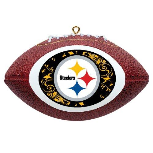 - NFL Pittsburgh Steelers Mini Replica Football Ornament