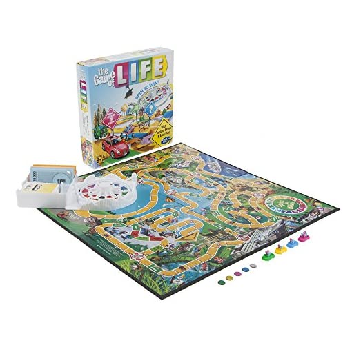 The Game of Life – Amazon Exclusive – The Amenity Company Airbnb