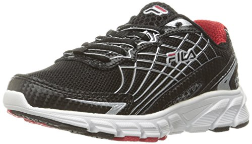Black Red Fila Bambini Silver Unisex Callibration Metallic Core 55rxBwg