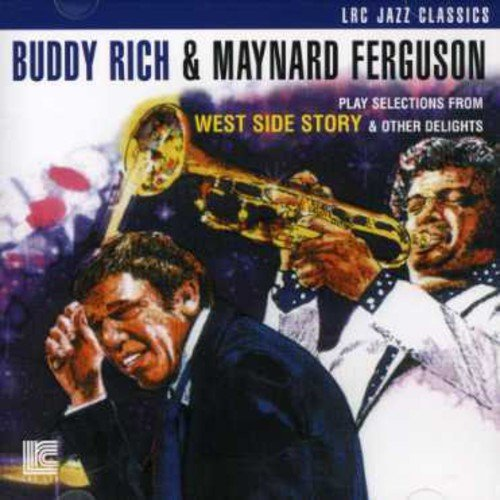 2001 Buddy - Play Selections From West Side Story by Buddy Rich & Maynard Ferguson (2001-11-06)