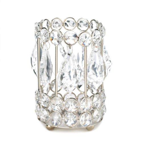 Crystal Gems Candleholder - Gems Candlelight
