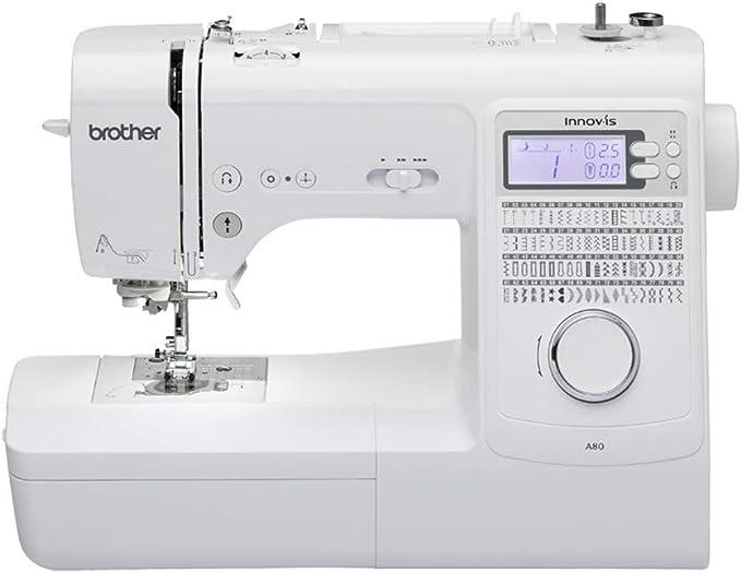 Brother Innovis A80 máquina de coser: Amazon.es: Hogar