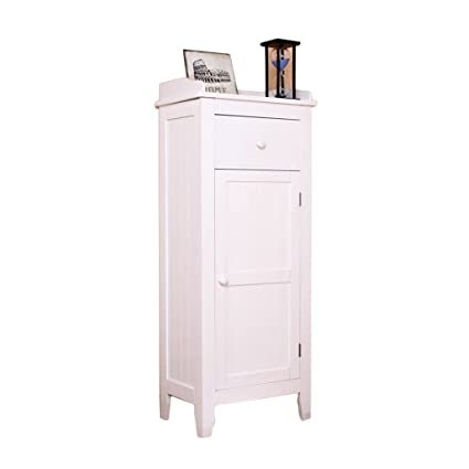 Amazon.com: Cabinets Balcony floor cabinet locker bathroom multi ...