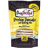 FlapJacked Banana Hazelnut Protein Pancake Mix 12oz