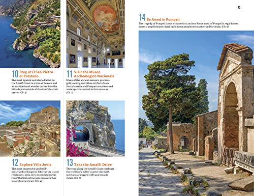 51hBn4gr0uL - Fodor's The Amalfi Coast, Capri & Naples (Full-color Travel Guide)