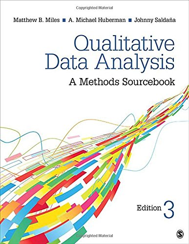 Qualitative Data Analysis: A Methods Sourcebook by SAGE Publications, Inc