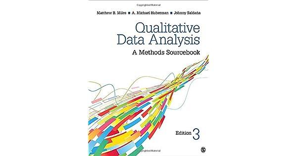 Amazon.com: Qualitative Data Analysis: A Methods Sourcebook ...