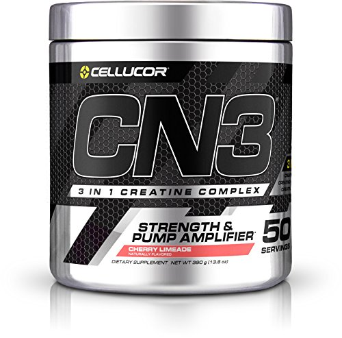 Cellucor Creatine Monohydrate Strength Amplifier product image