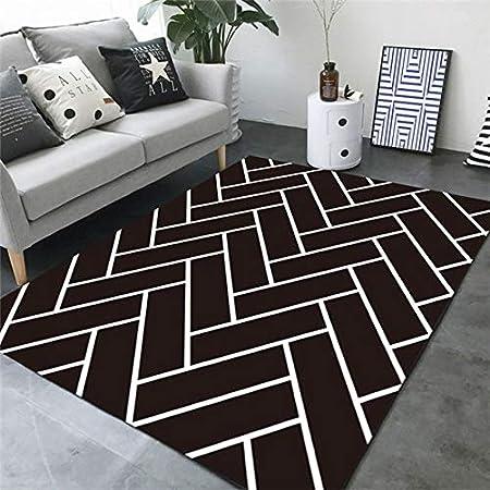 ZHIRUI CarpetNew Nordic Style 3D Printed Carpet Polyester ...