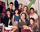 Saved by the Bell CAST / Tiffani-Amber Thiessen 8 x 10 GLOSSY Photo Picture