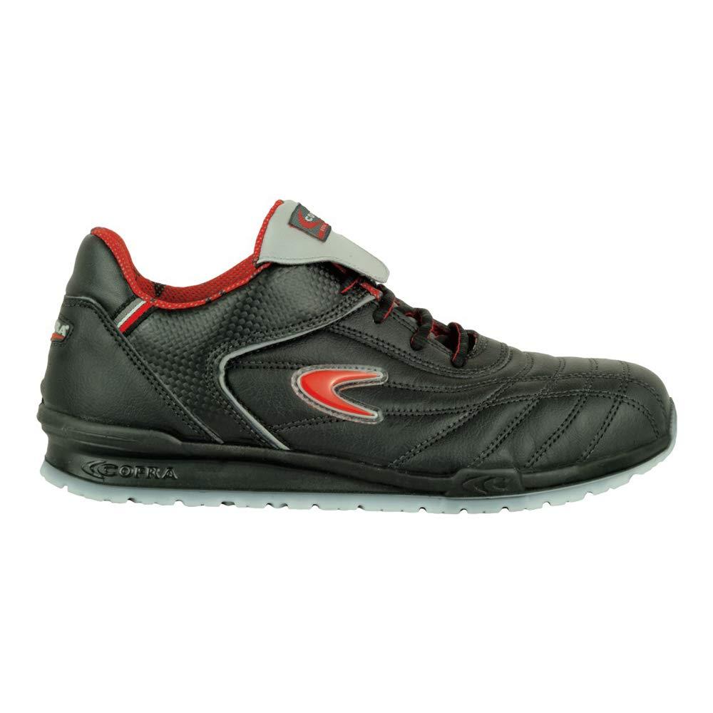 Cofra Meazza S1 P Prevención de Accidentes de tamaño de calzado para correr 44, 78430000