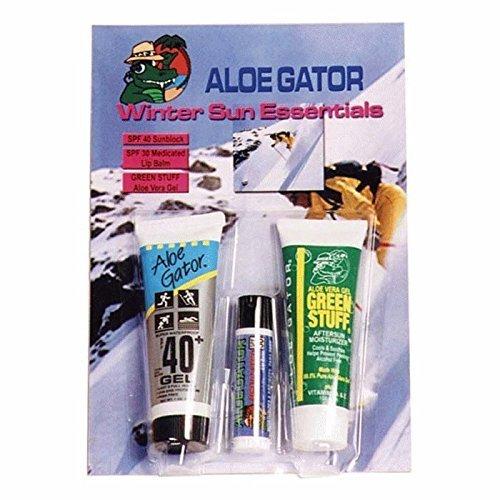 Aloe Gator Winter Combo Pack 3 Items by Aloe Gator