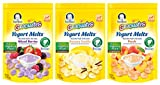 yogurt bites organic - Gerber Graduates Yogurt Melts Snack Variety Pack, 1 Ounce (Pack of 7)