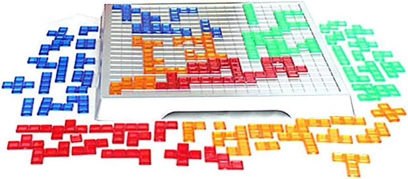 aeronutic Juegos De Estrategia Juegos De Mesa - Juego De Mesa para Adultos Juego De Estrategia Adecuado - Blokus De Diversión Rápida para 2-4 Jugadores: Amazon.es: Deportes y aire libre