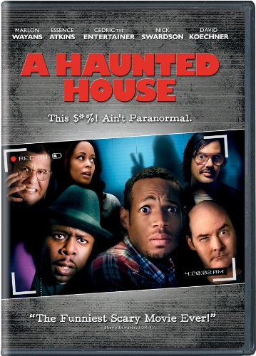 DVD : A Haunted House (Snap Case)