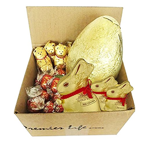 lindt chocolate bunny - 4