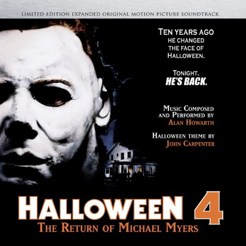Hallowen 4: The Return of Michael Myers (Original Motion Picture Soundtrack)