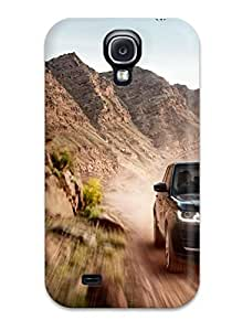 Tpu Case Cover Compatible For Galaxy S4/ Hot Case/ Range-rover