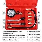 JIFETOR Compression Tester Kit, Engine Cylinder