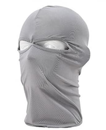 Amazon.com  S Cloth Outdoor Full Face Mask Winter Sport Cover Neck ... f0ba790a0a