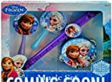 Disney Frozen Musical Instrument Set (Recorder, Maracas, Tambourine)