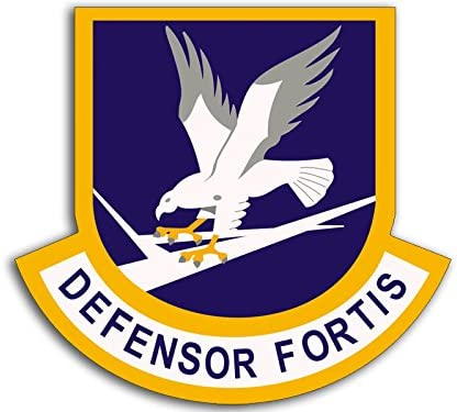 Sticker    US Air Force USAFSecurity Forces Decal