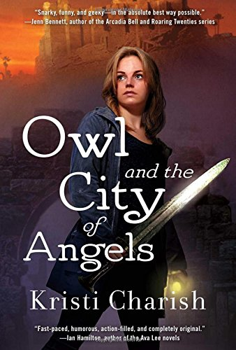 Owl and the City of Angels (The Owl Series)]()