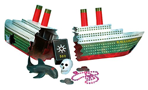 (Ship Wreck Pool Dive Game Toys)