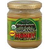 Y.S. Eco Bee Farms 100% Certified Organic Raw Honey 8 oz (226 grams) Paste