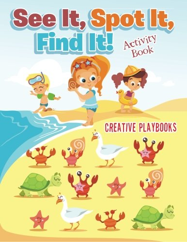 Download See It, Spot It, Find It! Activity Book PDF