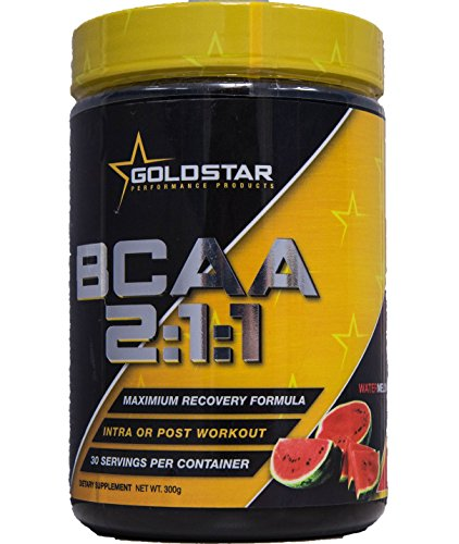 Goldstar Performance BCAA 2:1:1 Watermelon