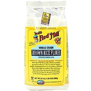 Amazon.com : Bob's Red Mill Gluten Free Brown Rice Flour