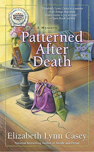 book cover of Patterned After Death